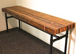 Diy Reclaimed Wood Desk Table How To Make A Wood Table Top Smooth Rustic Table Top Table