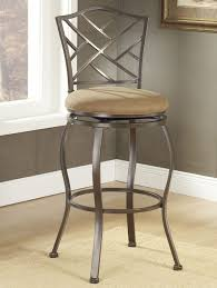 Wood And Metal Bar Stool Furniture Attractive Kitchen Design With Swivel Bar Stools With