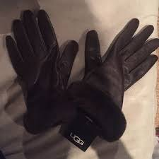 ugg sale gloves 64 ugg accessories 1 day ugg sale nwt ugg leather gloves