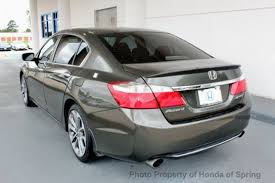 honda accord used 2013 green honda accord in houston tx for sale used cars on