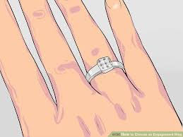 verlobungsring wiki 4 ways to choose an engagement ring wikihow