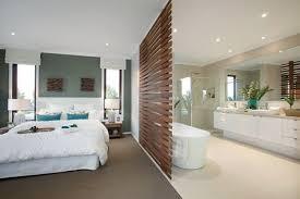 Porter Davis Homes Essex  Master Bedroom Wooden Partition To - Bedroom ensuite designs