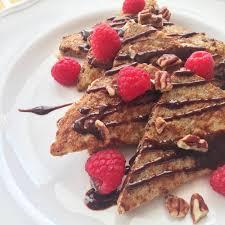 chocolate raspberry dessert chocolate raspberry clean eats french toast clean eats u0026 treats