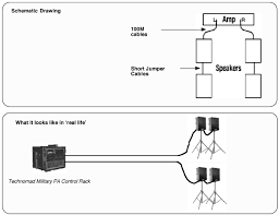 pa system wiring diagram pa wiring diagrams instruction