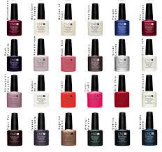 cnd nail polish colors u2013 slybury com