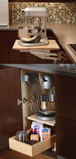 kitchen appliance storage cabinet mixer kitchen appliance storage cabinet a mixer or other heavy