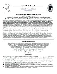 Demi Chef De Partie Resume Sample 100 Sample Resume For A Cook Chef Resume Examples 8 Executive