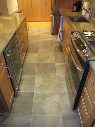 kitchen floor terracotta tile kitchen floor ideas glass cabinet
