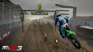 motocross races mxgp3 motocross racing game for the nintendo switch announced