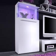 Wohnzimmerschrank Pinie Weiss Modern Wohnwand Punch 4 Teilig In Weiß Home24