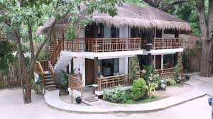different house designs bamboo rest house design philippines youtube