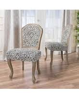 Patterned Dining Chairs Deals On Godfrey Fabric Patterned Dining Chair
