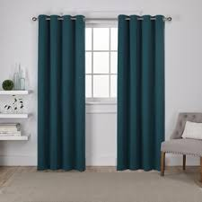 Dusty Blue Curtains Blue Curtains U0026 Drapes You U0027ll Love Wayfair