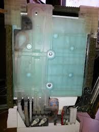 chambre de compression lave vaisselle bosch ne prend pas d eau