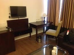 back of bed picture of tavisha hotel new delhi tripadvisor