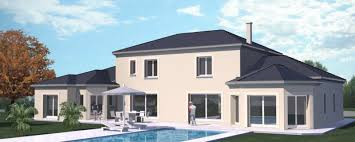 plan de maison 6 chambres construction 86 fr plan maison contemporaine étage de type 6
