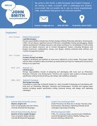 Great Sample Resume Com by Example Of Modern Resume Haadyaooverbayresort Com