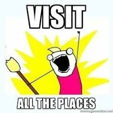 Travel Meme - my 37 favorite travel memes history fangirl
