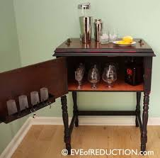 Upcycling Sofa These Diy Bar Carts Are So Cute You U0027ll Want To Make One Right Away