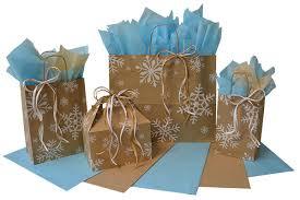 christmas shopping bags white snowflakes christmas shopping bags the packaging source