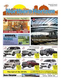 the northern horizon october 9 2015 by the northern horizon issuu