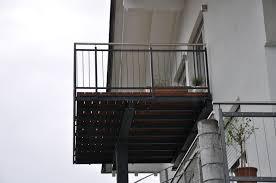 stahlbau balkone balkonanbau plüderhausen stahlbau nägele
