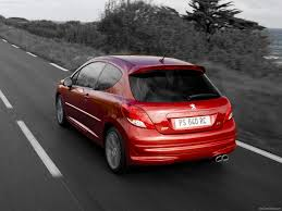 Peugeot 207 Rc 2010 Picture 14 Of 27