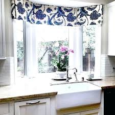 Valances For Bay Windows Inspiration Valance For Bay Window Intuitiveconsultant Me