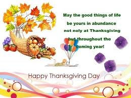 happy thanksgiving quotes 2016 for all of happy
