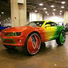 roll royce swangas big wheels 28 cars out u201cking camaro u201d feautring big wheels big