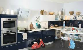 cuisine au feminin décoration cuisine lineaire ikea etienne 8316