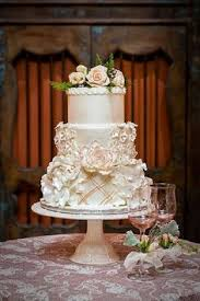 wedding cake m s such a beautiful lace design on this cake by ms s cakes