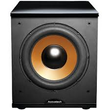 powered home theater subwoofer bic america h 100ii 12