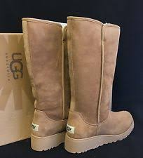 ugg womens rioni boot ugg australia s suede us size 8 5 ebay