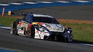 lexus thailand super gt round 7 thailand chang super gt race press release