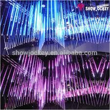 3d effect led falling snow light dmx madrix 3d rgb led vertical