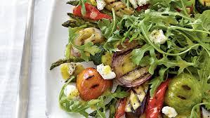 Garden Vegetable Salad by 33 Healthy Salad Recipes Coastal Living