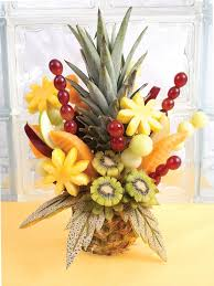 how to make fruit arrangements make a fruit bouquet for your next party catering