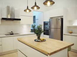 modern scandinavian kitchen temasya citra shah alam interior
