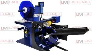 manual label applicator machine lm 1005 u2013 table top label applicator u2013 label mill
