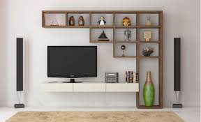 Cool Contemporary TV Wall Unit Designs For Your Living Room - Modern tv wall design
