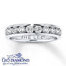 kay jewelers class rings jared leo anniversary ring 1 ct tw diamonds 18k white gold