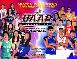 UAAP Volleyball Set to Fire Away ob ABS CBN Sports Action