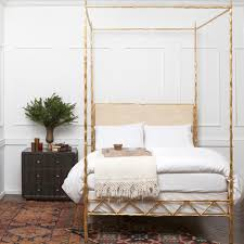 Gold Canopy Bed Gold Canopy Bed King Lustwithalaugh Design Gold Canopy Bed A