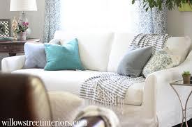 Ikea White Sofa by Ikea Farlov Slipcovered Sofa Review And Washing Tips