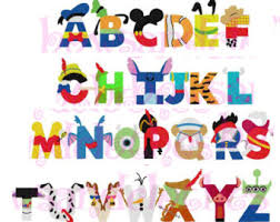themed letters princess embroidery letters disney inspired font embroidery