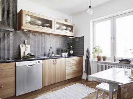 cuisine bois gris moderne cuisine blanche moderne cuisine best ideas about bois et noir on