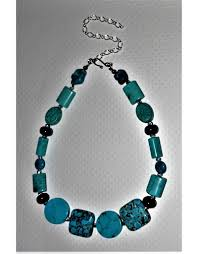 stone necklace designs images Sb jewelry designs blue semi precious stone necklace sb jewelry jpg