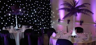 event specialists in the planning and venue decorating