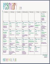 439 best meal plans images on pinterest food fitness diet plan